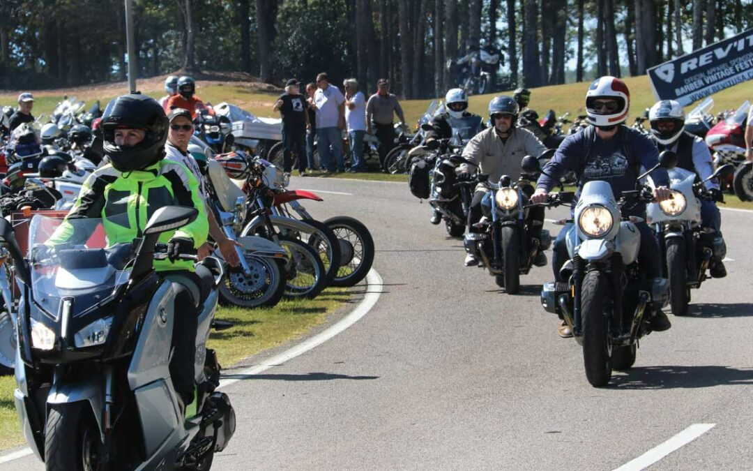 Barber Vintage Festival to celebrate classic cycles