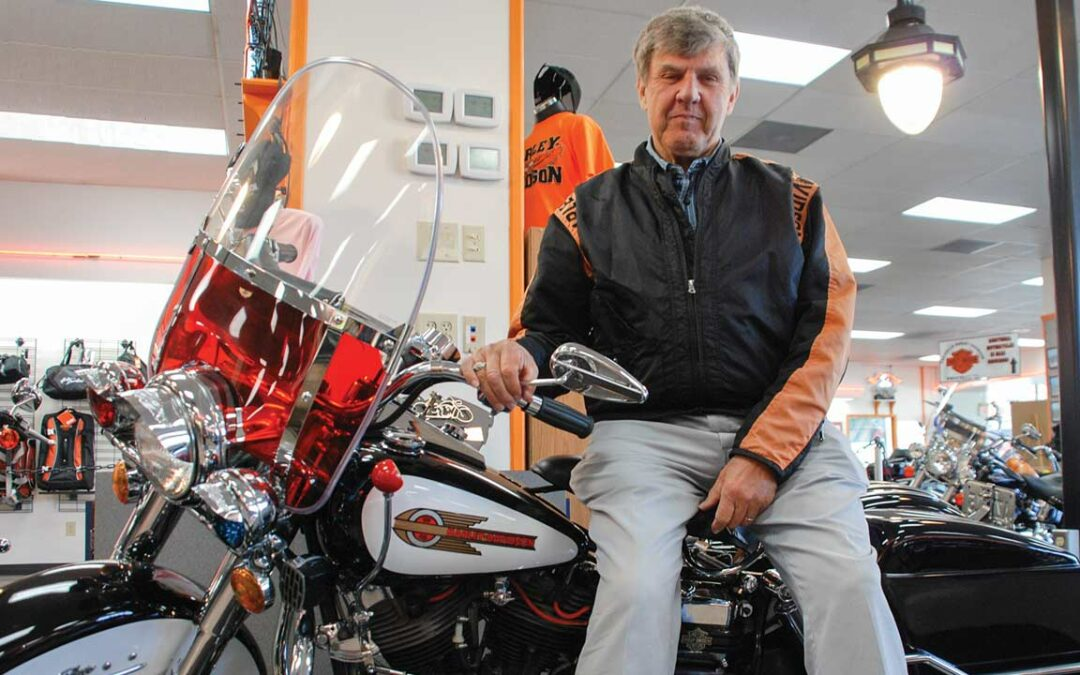 Dile Brown Sr.: A life and career devoted to two wheels