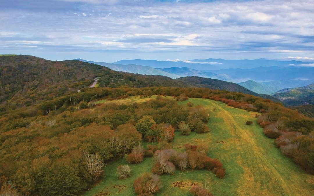 Cherohala Skyway: Nostalgia and furtive glances at the past