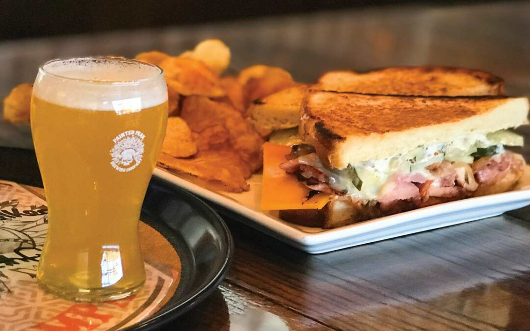 Painted Peak: Refreshing brews and Appalachian-inspired cuisine