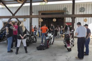 Issue Release Party at the Lumberyard